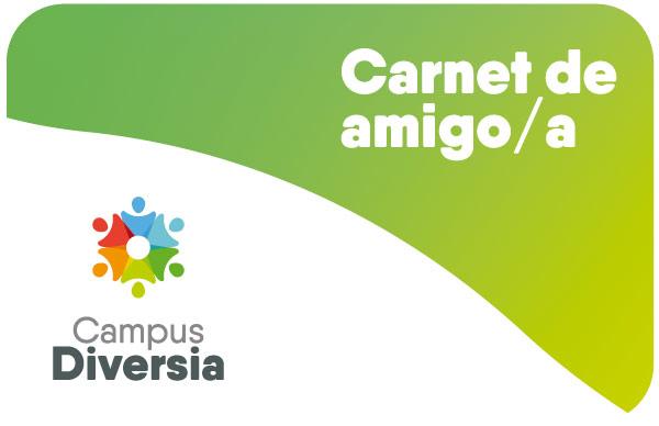 Conviértete en Amigo/a del Campus Diversia