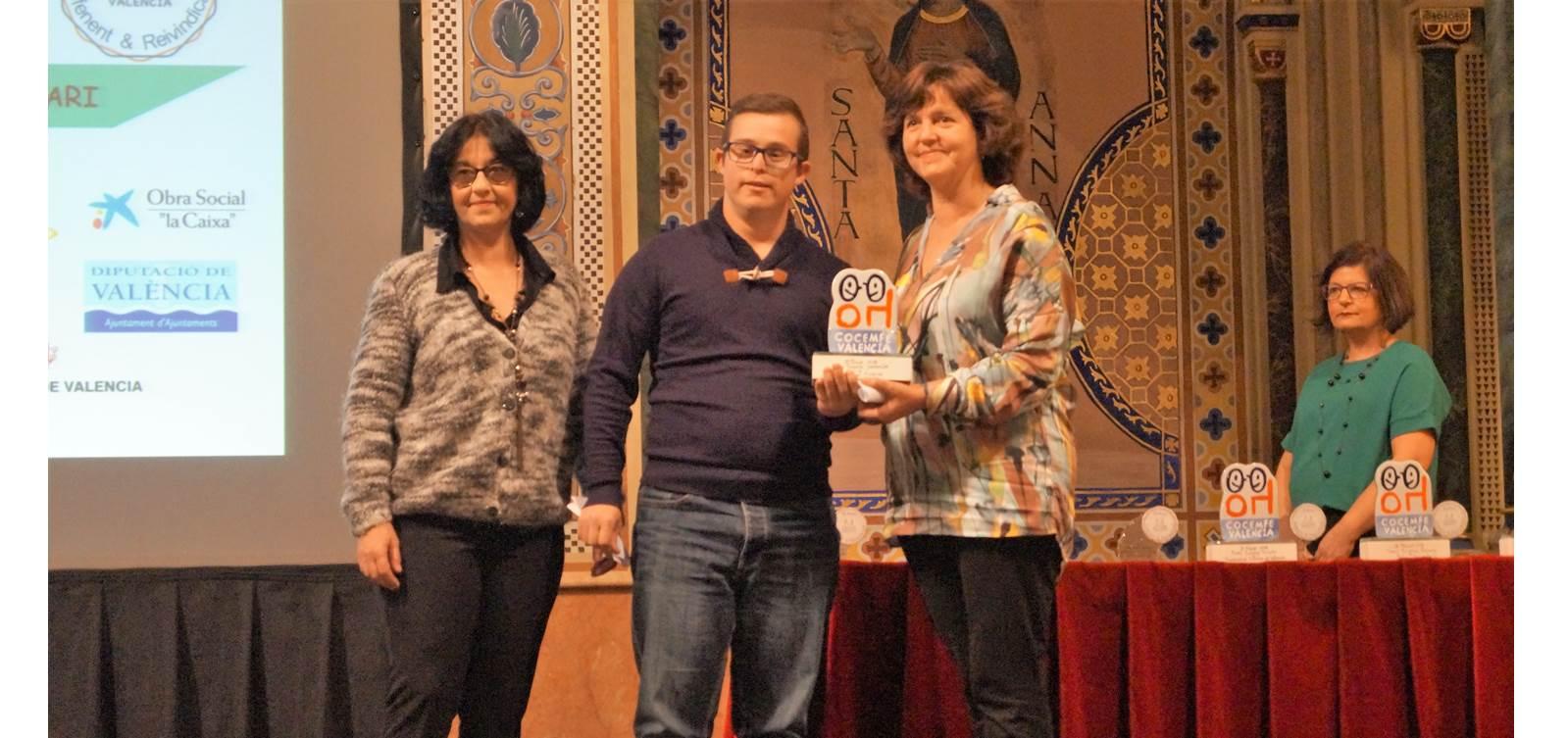 Cocemfe Valencia premia a Campus Diversa