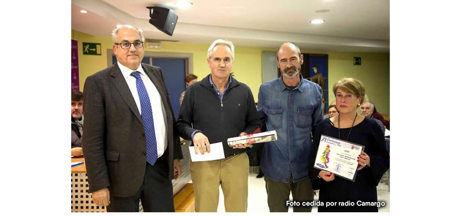 Amica recibió un accésit en el 'XXIV Certamen Humanidad y Medio' de Camargo con el proyecto del Campus Diversia
