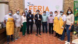 El Campus Diversia participa en la Feria Gastronómica con su productos Ecológicos «Diversia»